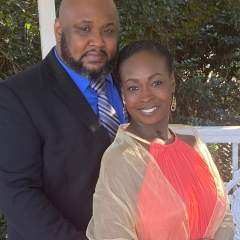 Ebonii & Jl swinger photo on North Carolina Swingers Club