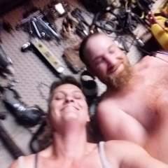 Joe*and*his*girl swinger photo on Louisville Swingers Club