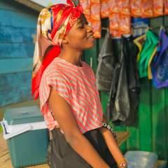 Oheema Mabel lesbian photo on God is Gay.