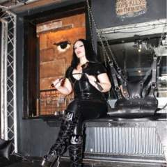 Mistress Goddenss BDSM photo on San Jose Kinkers Club