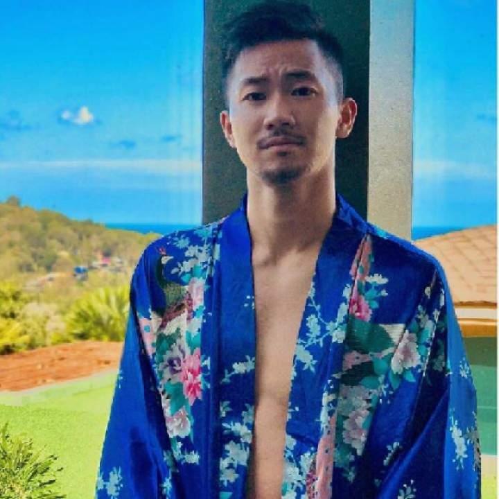 Donald Photo On California Gays Club