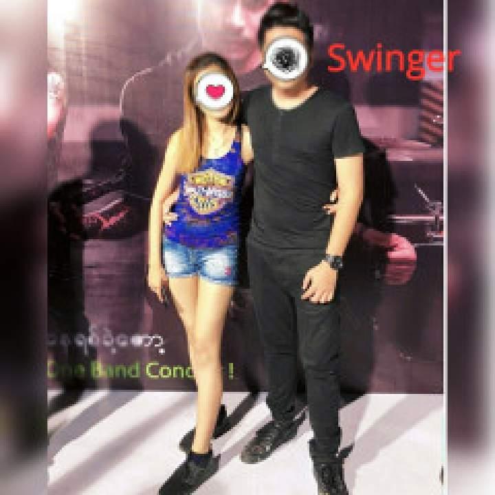 Couple Swap Photo On San Diego Swingers Club