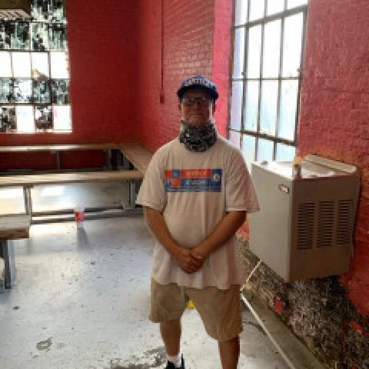 Ronnie Photo On Louisville Kinkers Club
