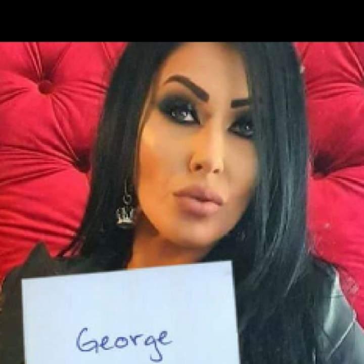 George Photo On New York Gays Club