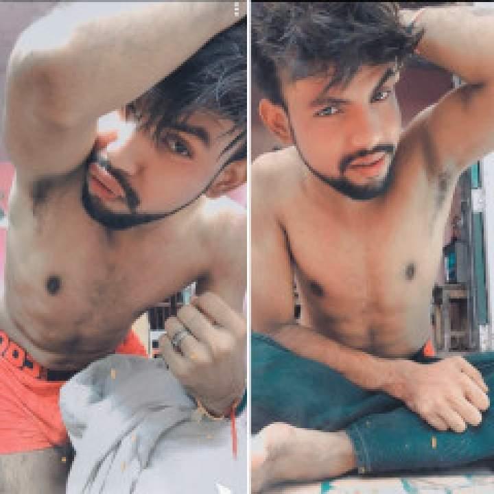 Shlok Photo On Lucknow Gays Club