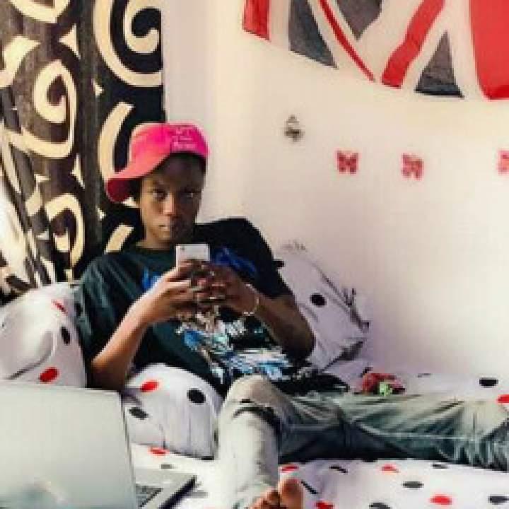 Micheal James Photo On Ghana Gays Club