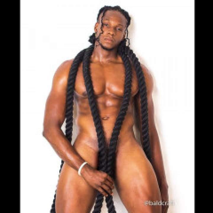 King Black Photo On Ghanaian Gays Club