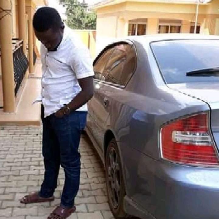 Davie Photo On Kampala Gays Club