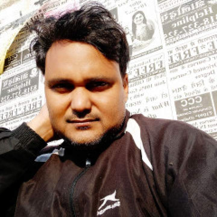 Anand Tripathi Photo On Varanasi Gays Club