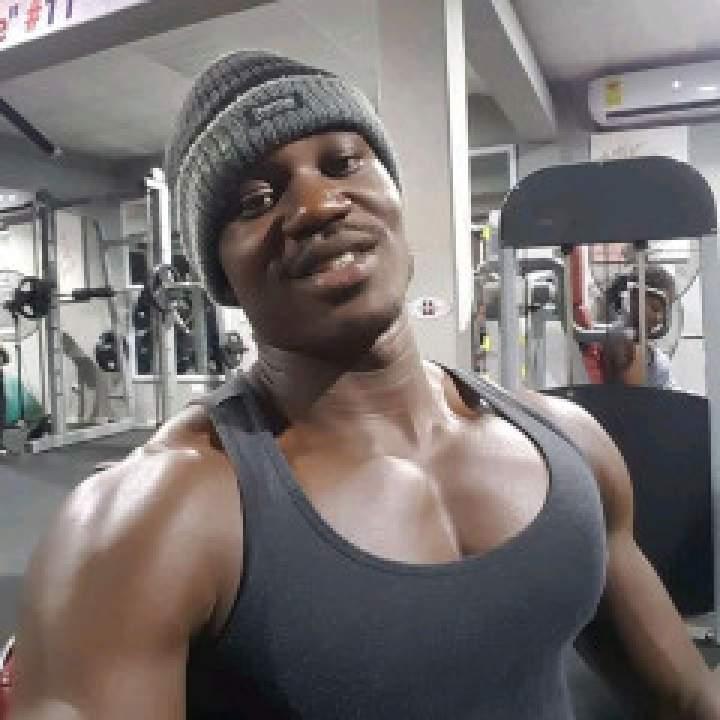 Flash Photo On Accra Gays Club