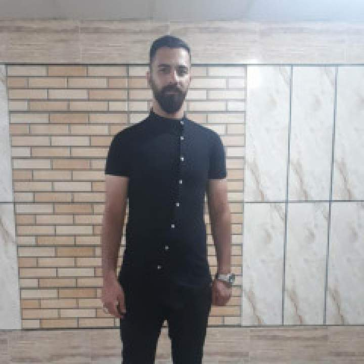 Ali Photo On Iran Gays Club