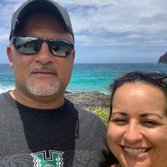 Hawaii Couple