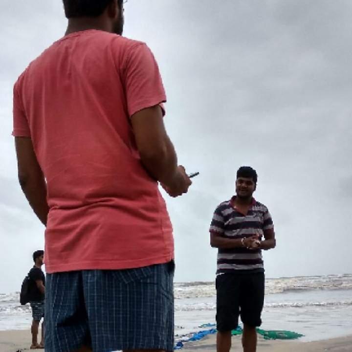 Srk Photo On Bangalore Kinkers Club