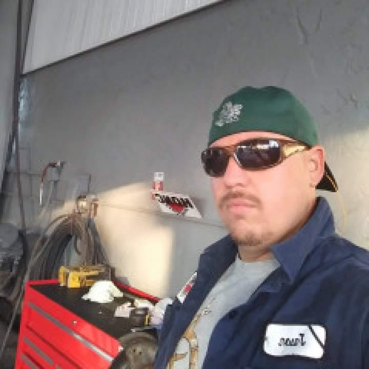 Mechanic Couple Photo On Florida Swingers Club