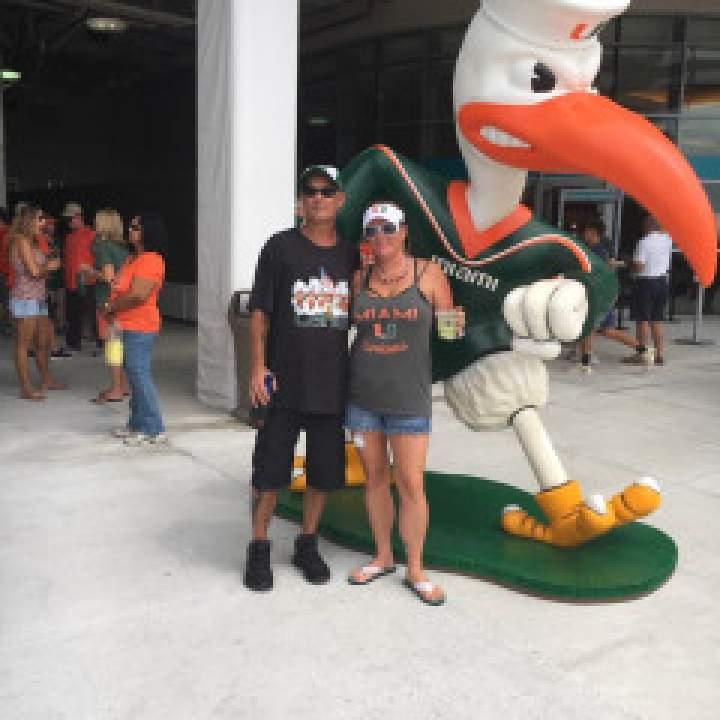 Canesfan Photo On Fort Lauderdale Swingers Club