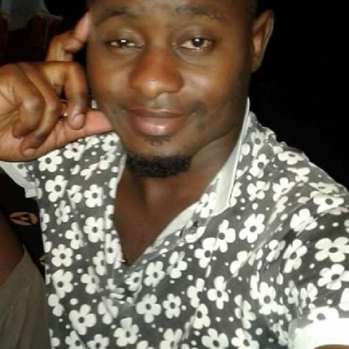 Joseph Sibungo Photo On Livingstone Gays Club