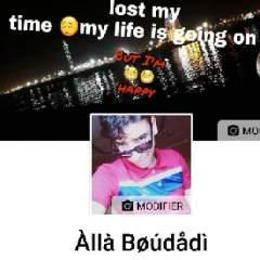 Alla Boudadi