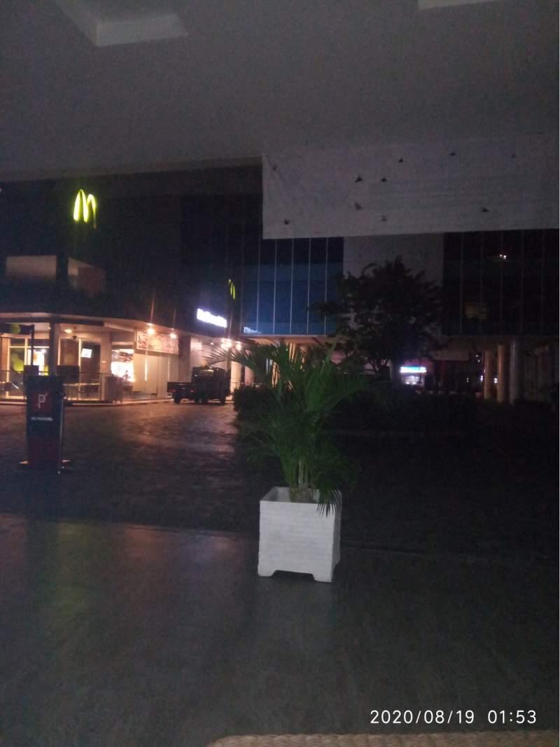 Night @balikpapan plaza