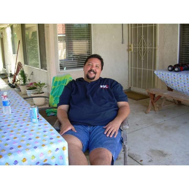 Dave Photo On Rialto Swingers Club