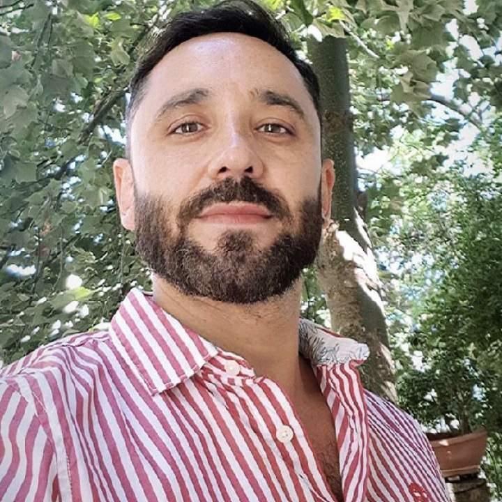 Gabriel Oscar Photo On God is Gay.