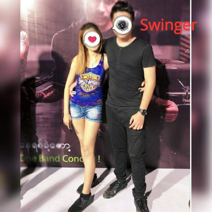 Couple Swap Photo On Manila Swingers Club