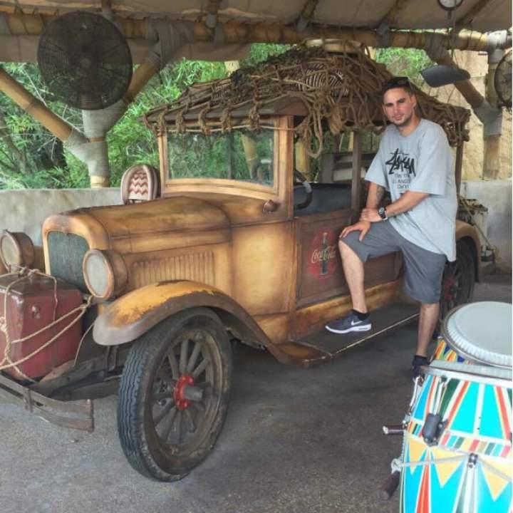 Danny Photo On South Miami Swingers Club