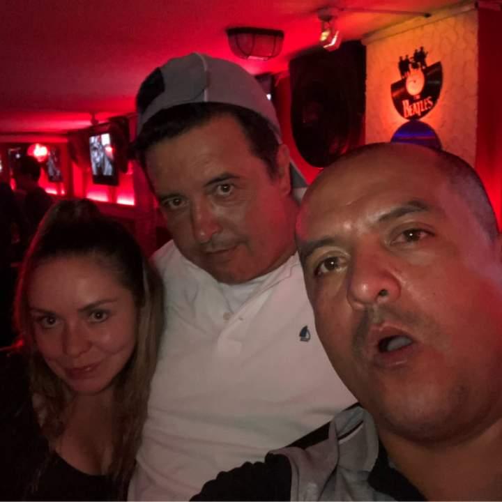 Scren Photo On Bogota Swingers Club