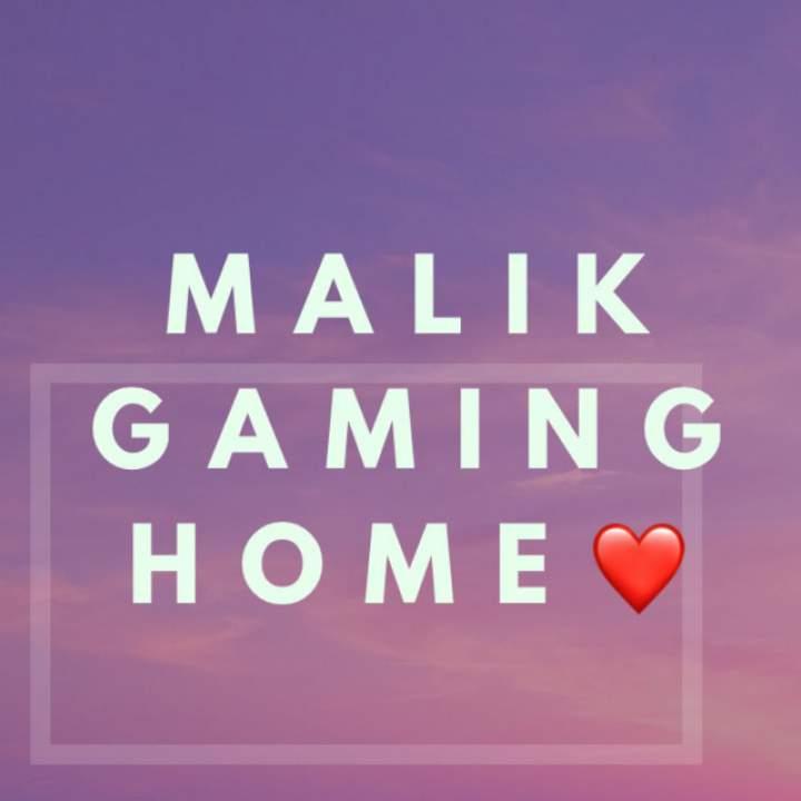 Malik Photo On God is Gay.
