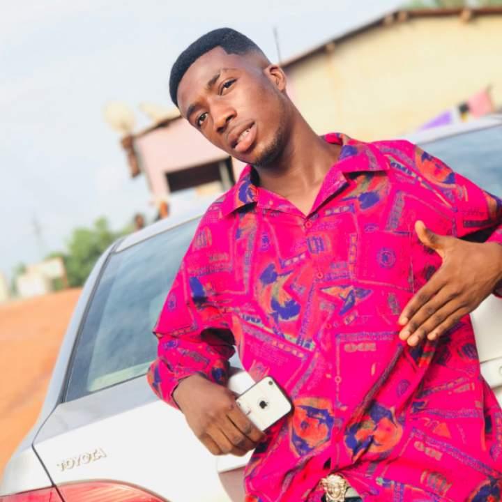 Lukman Bello Photo On God is Gay.