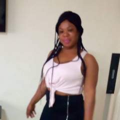 Black Lady Profile Photo