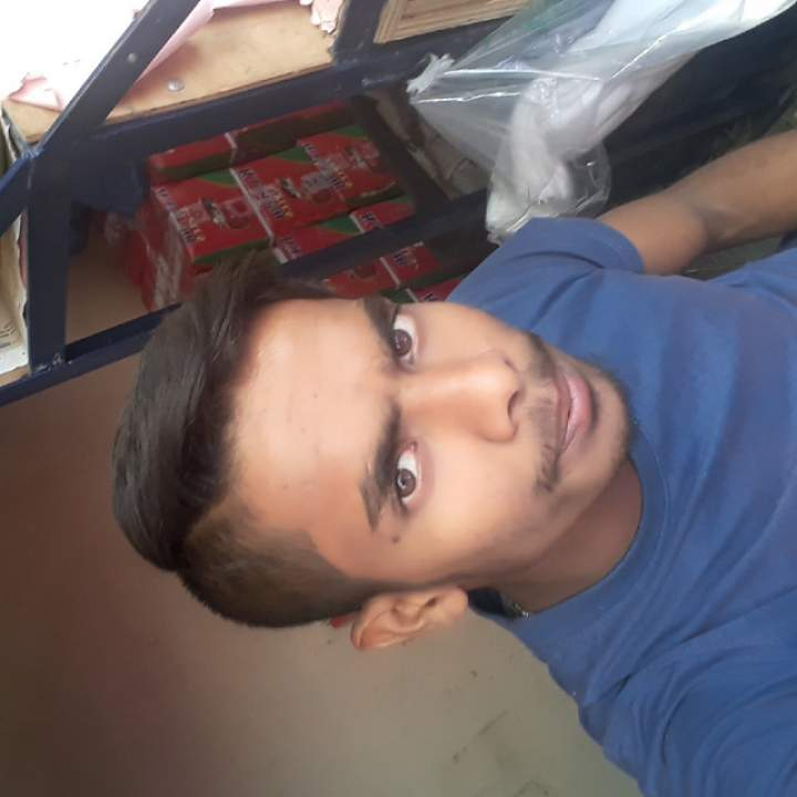 Mujeeb Photo On God is Gay.