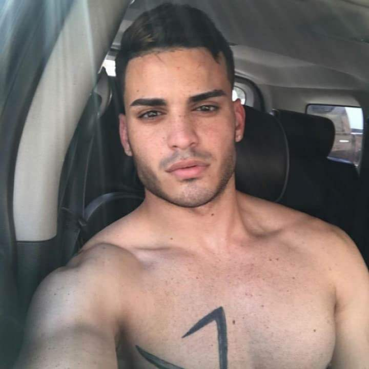 Navas Photo On God is Gay.
