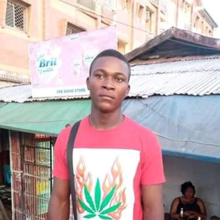 Ngono Edima Photo On God is Gay.