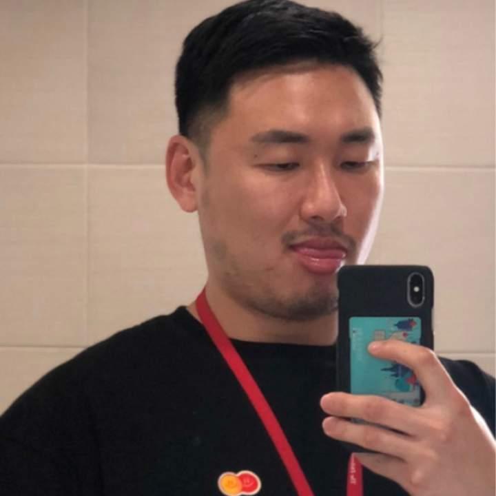Chong Kim Photo On God is Gay.