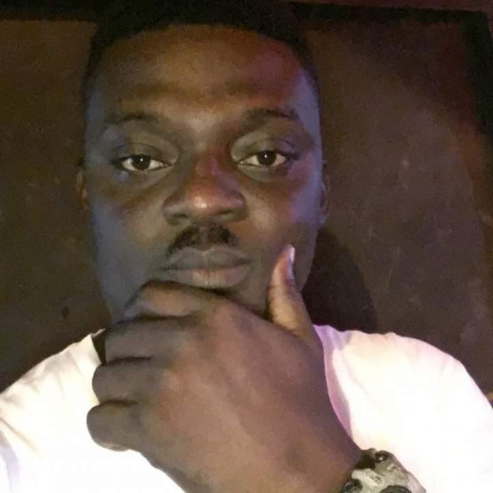 Kwasi Photo On God is Gay.