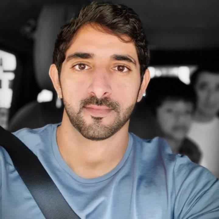 Hamdan Bin Photo On God is Gay.
