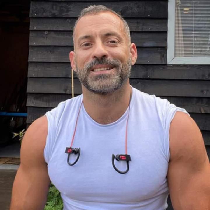Bryan Photo On God is Gay.