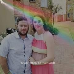 Happy Couple Profile Photo