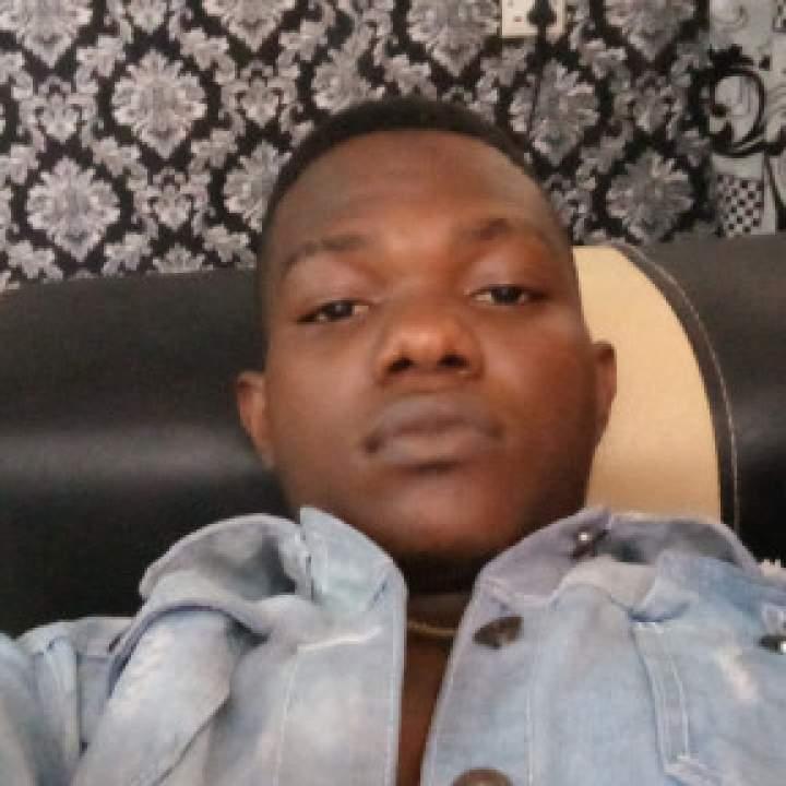 Abia George Photo On God is Gay.