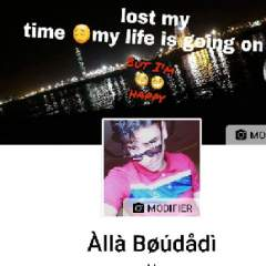 Alla Boudadi Profile Photo